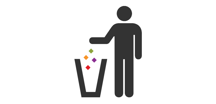 how to get to recycle bin without desktop icon